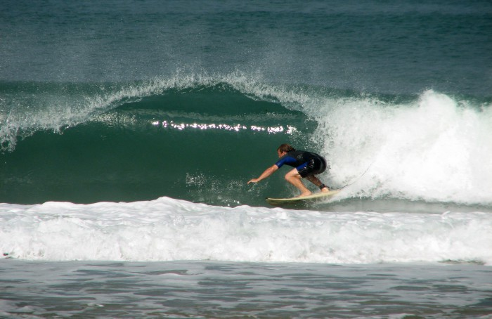 stage surf Mimizan